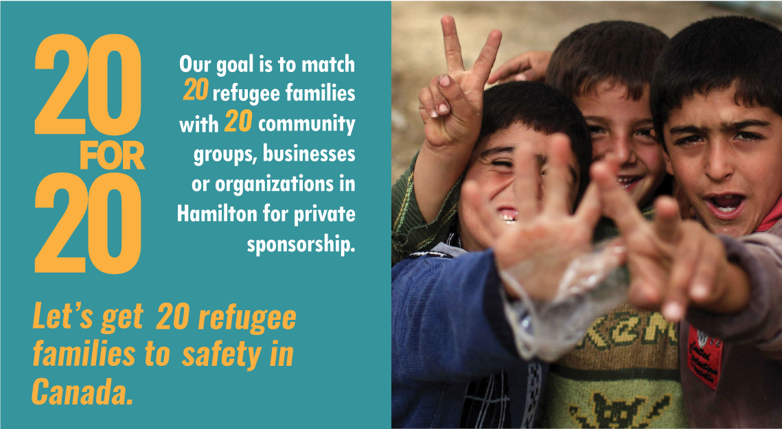 Refugees--20for20-Campaign---IWC-Hamilton1