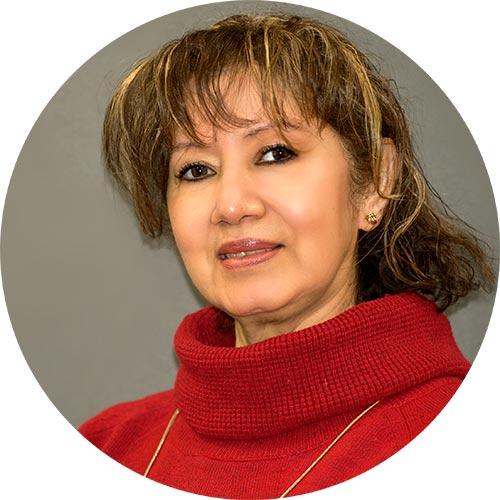 Doris Carranza, Employment counsellor